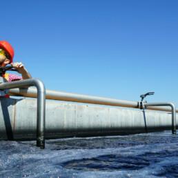 Controlli sulla qualità dell'acqua